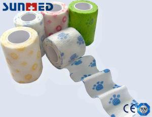 Vet Cohesive Bandage pictures & photos