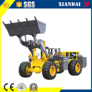2t Mechanical Coal Loader pictures & photos