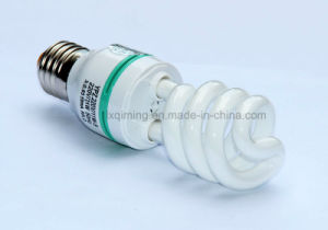 Half Spiral Energy Saving Lamp E27/B22 pictures & photos
