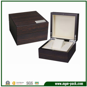 Factory Price Branded Wooden Watch Box for Sale pictures & photos