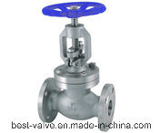 Stainless Steel Globe Valve with Flange Class 150