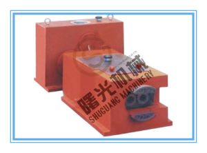 Conical Conjoined Double Screw Plastic Gearbox (SZ45) pictures & photos