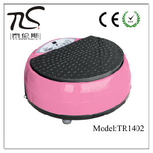 Mini Polular Crazy Fit Massage, Vibration Plate Machine (TR1402)