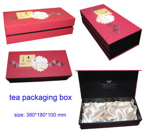 Paper Tea Packaging Box, Rigid Paper Tea Boxes pictures & photos