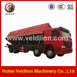 Sino Truck HOWO 8X4 Side Tipper Truck pictures & photos