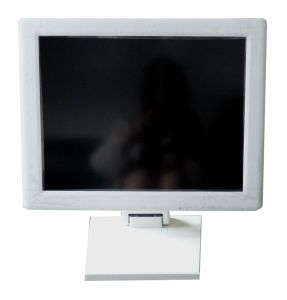 "White Color Medical 17"" TFT LCD Monitor with HDMI USB AV TV VGA pictures & photos"