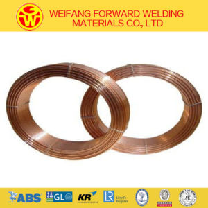H08A EL12 Submerged Arc Welding Wire GB H08A Wire pictures & photos