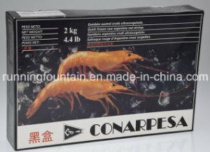 Single Layer Paper Box for Frozen Shrimp