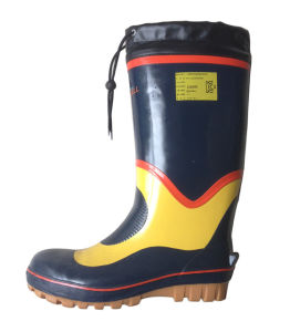 Korean Working Rubber Boots pictures & photos