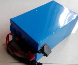 Electric Mobility Battery Pack 24V 12ah pictures & photos