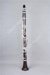 Wood Clarinets/ Ebony Clarinet/ High Grade Clarinet (CL100E-B) pictures & photos