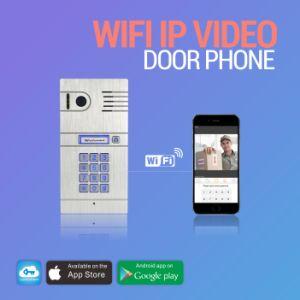 New Design Wireless IP Video Door Phone (PL960PM) pictures & photos
