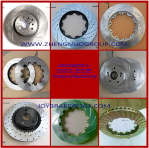Customized Brake Disc for Mercedes Cars and Trucks pictures & photos