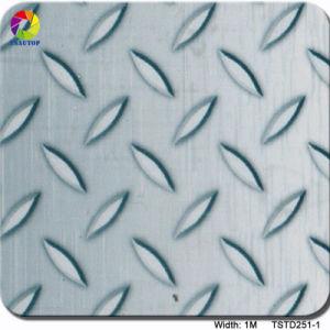 Tsautop 1m Tstd233-1 Carbon Fiber 3D Sublimation Film/Water Transfer Printing Film pictures & photos