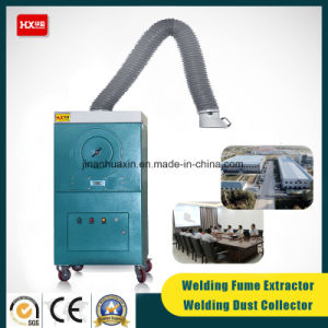 Portable Welding Fume Extractor / Mobile Welding Smoke Purifier pictures & photos
