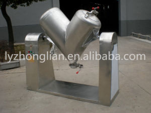 V-Type 1000 High Efficient Powder or Granular Mixer Machine pictures & photos