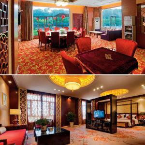 Solid Wood Hotel Furniture Bedroom Set (EMT-SKA08) pictures & photos
