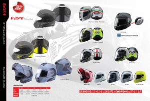 Helmet Open Face, China Top Quality, ECE, DOT pictures & photos