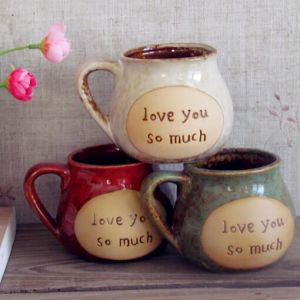 Creative Design European Style Porcelain Coffee Cup Ceramic Cup pictures & photos