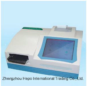 Cheap 8 Channels Elisa Reader Microplate Reader Price Plate Reader (HP-elisa9600B) pictures & photos