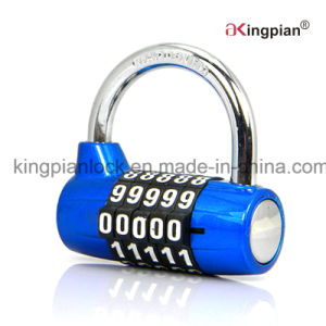5 Letter Word Digit Combination or Code Padlock pictures & photos