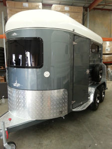 Model 40 Horse Trailer for Sales pictures & photos