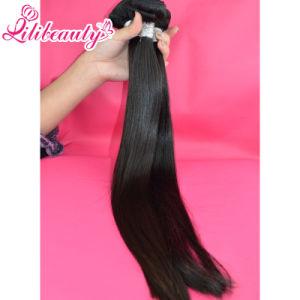 Malaysian Virgin Hair Straight, 100% Human Hair Extensions pictures & photos