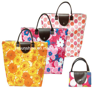 Folding Leisure Bag for Promotion (XY-502A1) pictures & photos