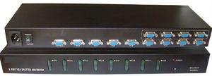 8X4 VGA Matrix Switcher pictures & photos