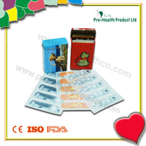 Adhesive Bandages in a Tin Box (PH4354) pictures & photos