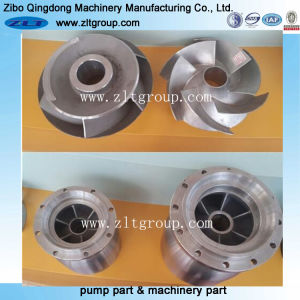 Steel Investment Casting Multistage Pump Bowl and Impeller in China pictures & photos