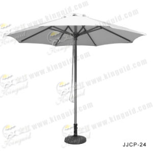 Outdoor Umbrella, Central Pole Umbrella, Jjcp-24 pictures & photos