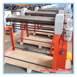 Electric Metal Sheet Slip Rolling Machine (ESR1300X1.5 ESR1020X2) pictures & photos