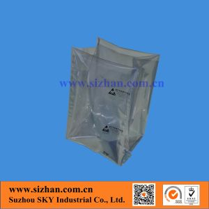 Middle-Sealed Gusset Shielding Packing Bag for Computer Products pictures & photos