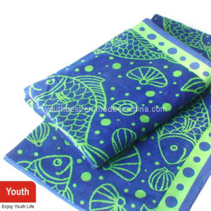 100% Cotton Colorful Beach Towel