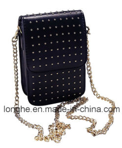 Fashion Studs Mobile Phone Bag (LY0213) pictures & photos