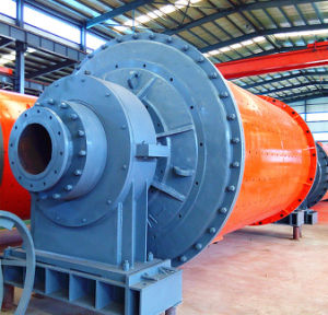 Large Capacity Rod Mill for Mining Coal Cement Making Machine pictures & photos