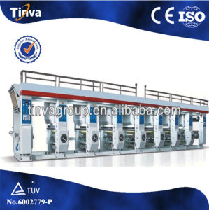 Automatic Middle Speed Printing Machine China Machinery pictures & photos