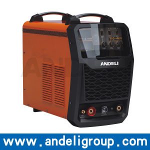 Inverter DC TIG/MMA Spot Welding Machine Price (TIG-400) pictures & photos