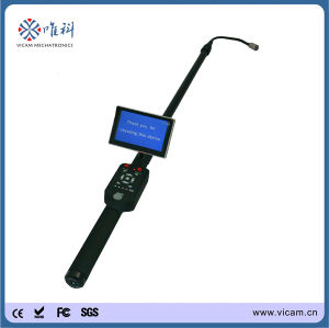 3meter Telescopic Pole Pipe and Wall Inspection Camera (V5-TS1308D) pictures & photos