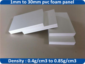 White and Hard PVC Foam Sheet pictures & photos