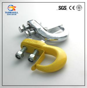 Forged Carbon Steel Trailer Car Drawbar Tow Hook pictures & photos