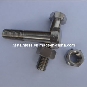 Inconel 718 2.4668 N07718 Hex Head Bolt pictures & photos