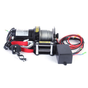 ATV Trailer Winches 2000lb CE Approved pictures & photos