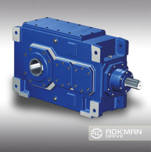 Qualified H, B Series Industrial Gearbox pictures & photos