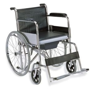 Commode Wheelchair (SK-CW301) pictures & photos