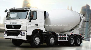 HOWO Brand 9m3 Concrete Mixer Truck pictures & photos