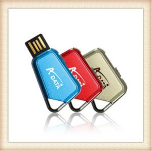 Customized Logo Mini USB Flash Drive (EM021) pictures & photos