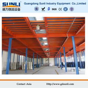Multi Purpose Warehouse Multi Tier Metal Platform Racking pictures & photos