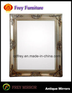 Hot Sale Antique Design Solid Wood Mirror Frame pictures & photos